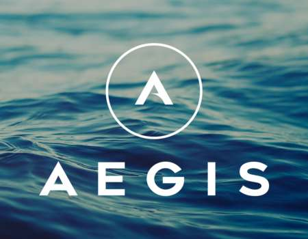 Aegis - logodesign | Grafikerik
