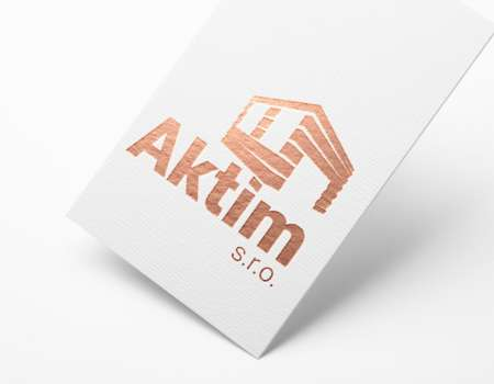 Aktim - logodesign | Grafikerik