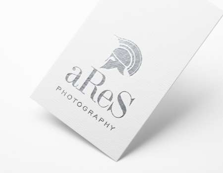 Ares Photography - logodesign | Grafikerik