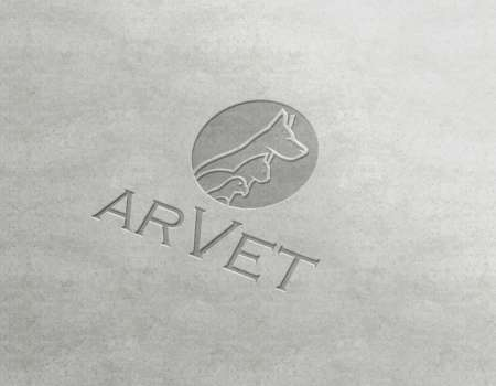 ArVet - logodesign | Grafikerik