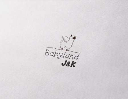Babyland - logodesign | Grafikerik