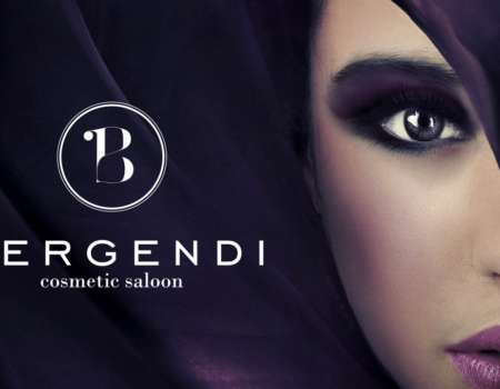 Bergendi cosmetic saloon - logodesign | Grafikerik