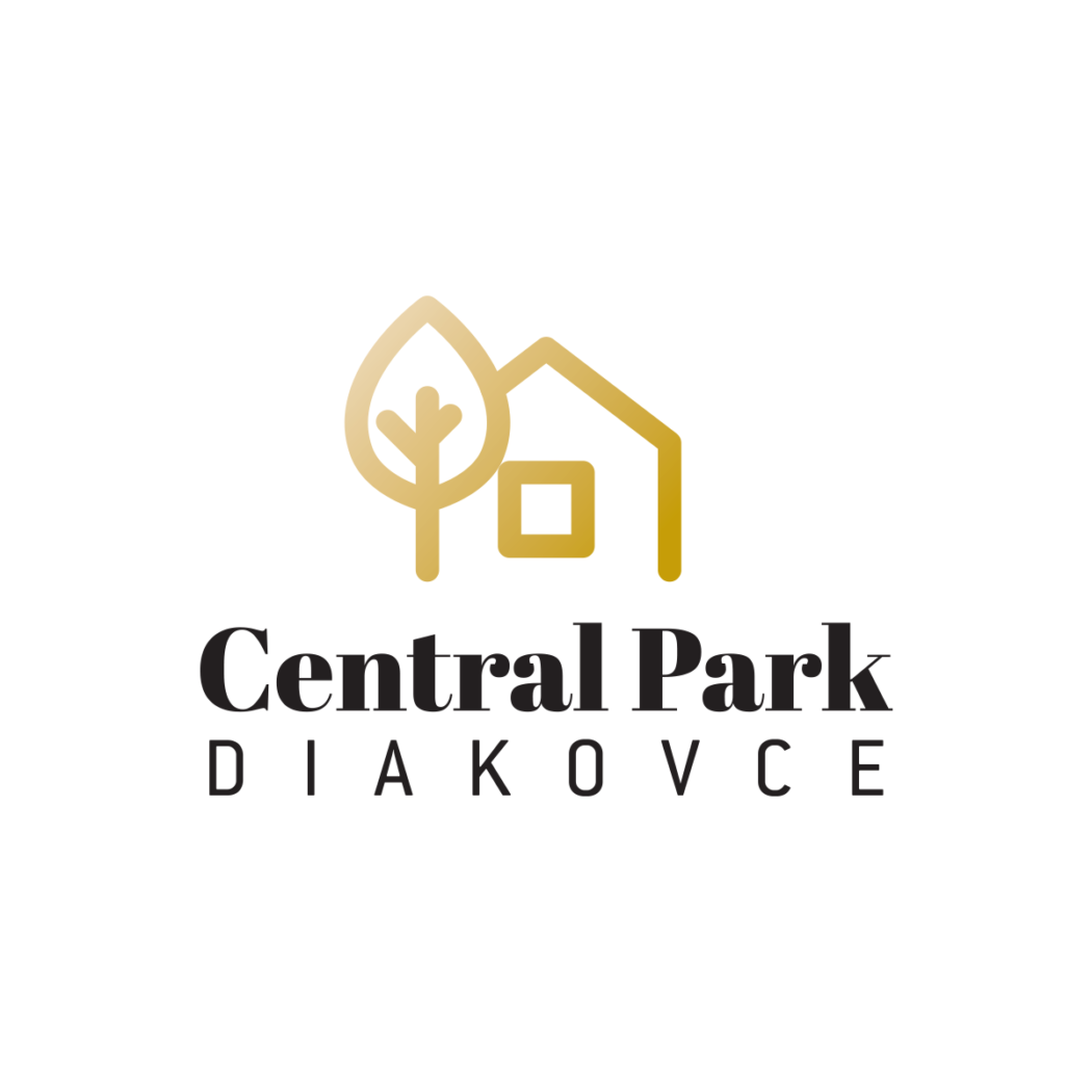 Central Park Diakovce - logodesign | Grafikerik