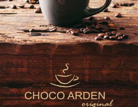 Choco Arden drink list - printdesign | Grafikerik