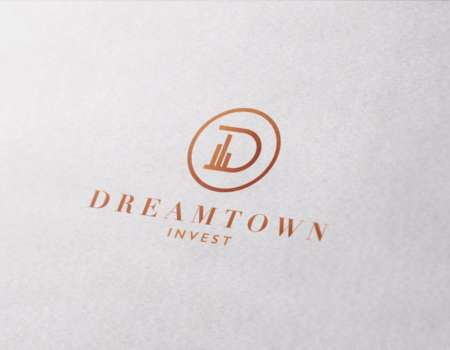 Dreamtown invest - logodesign | Grafikerik