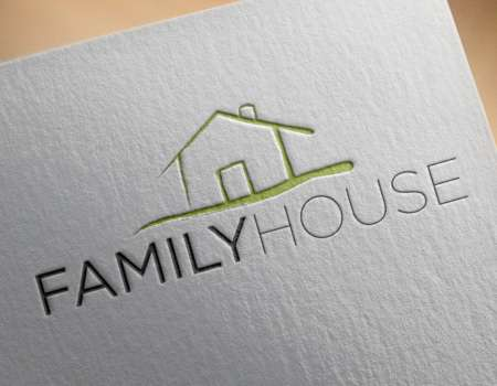 Family House - logodesign | Grafikerik