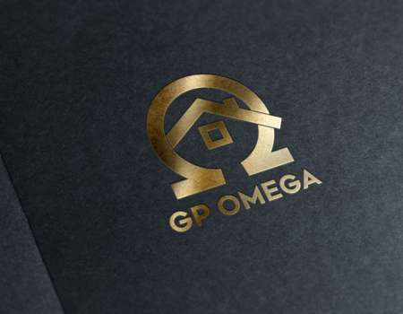 GP omega - logodesign | Grafikerik