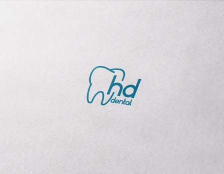 Happy Dental - logodesign | Grafikerik