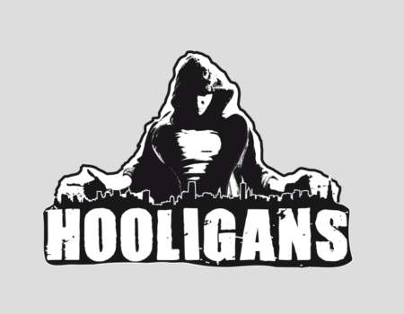 Hooligans cloths - logodesign | Grafikerik