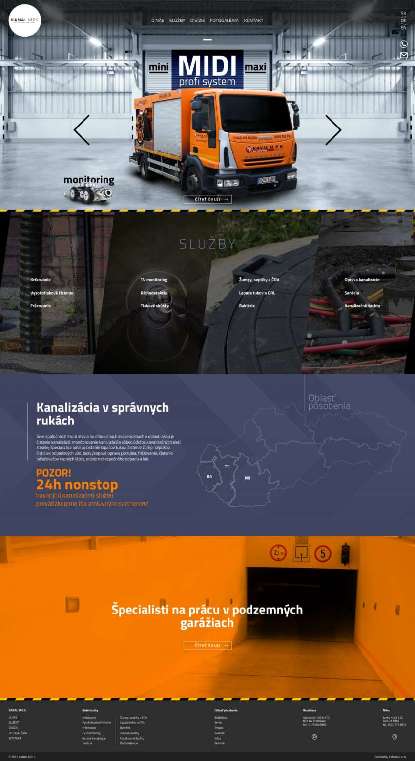 kanal-mps - webdesign | Grafikerik