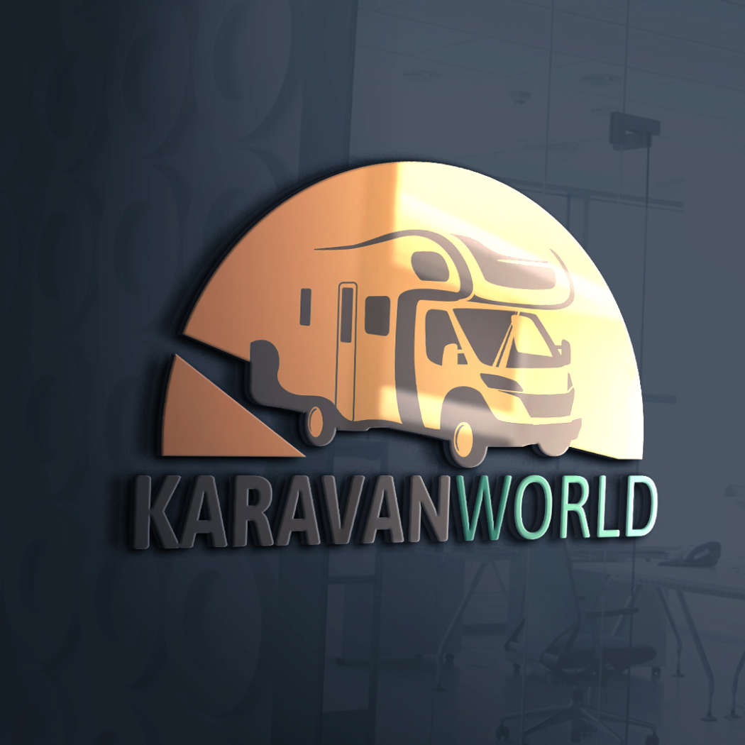 Karavanworld - logodesign | Grafikerik