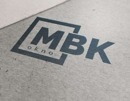 MBK okno - logodesign | Grafikerik