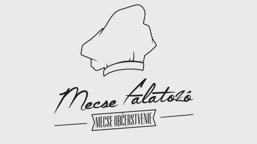 Mecse falatozó - logodesign | Grafikerik