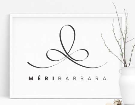 Meri Barbara traditional costume manufacturer - logodesign | Grafikerik
