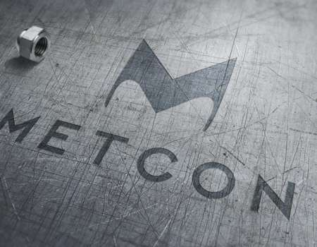 Metcon - logodesign | Grafikerik