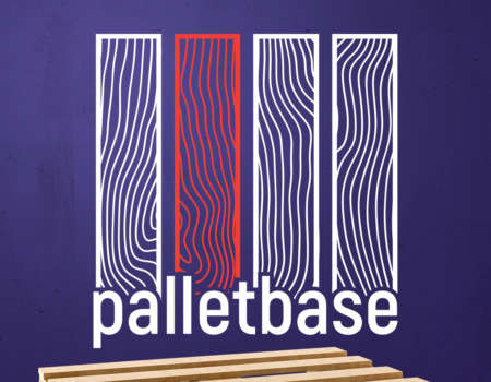 Palletbase - logodesign | Grafikerik