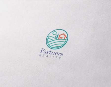Partners reality - logodesign | Grafikerik