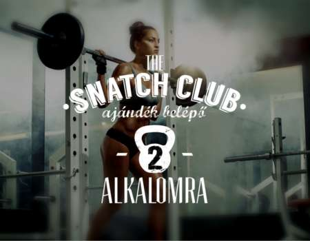 Snatch Club voucher - printdesign | Grafikerik