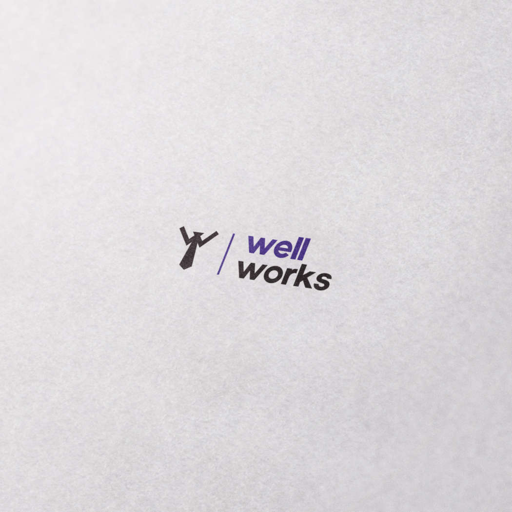 Wellworks - logodesign | Grafikerik